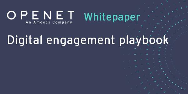 Digital engagement playbook