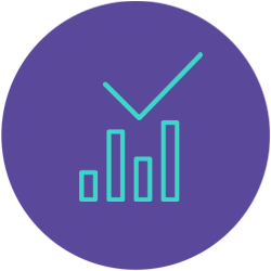 data future proof performance icon