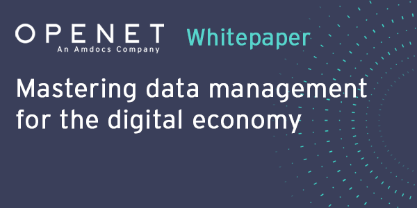Mastering data management for the digital economy