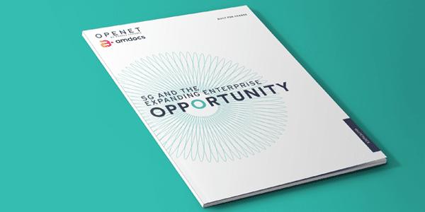 5G & the expanding enterprise opportunity