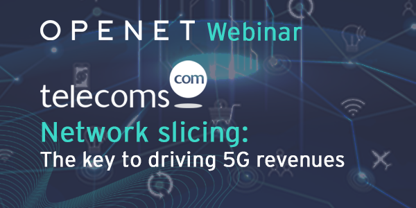 Network slicing: The key to driving 5G revenues