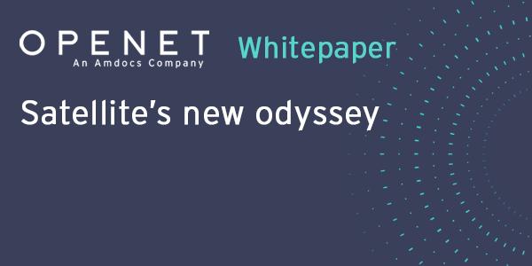 Satellite's new odyssey