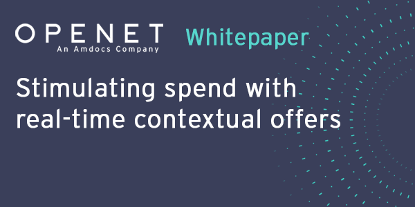 Stimulating spend with real-time contextual offers