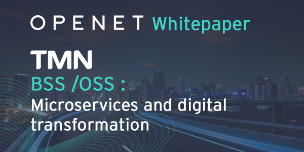 Why microservices in BSS/ OSS are critical to telco transformation