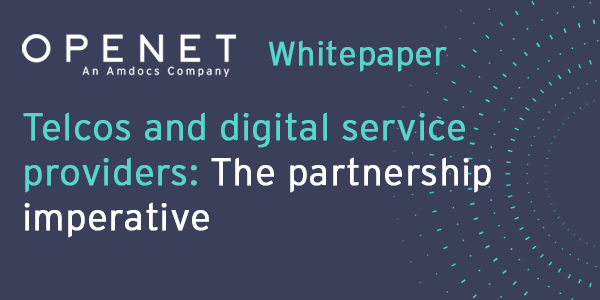 Telcos and digital service providers: The partnership imperative