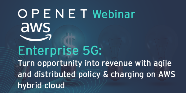Enterprise 5G : Turn opportunity into revenue