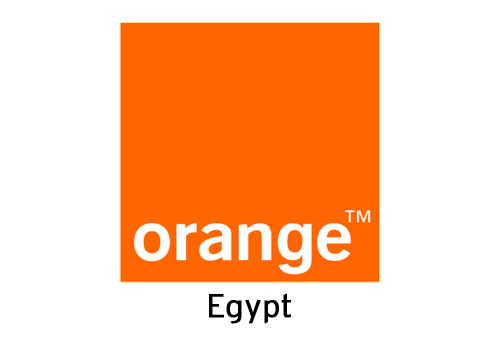 orange egypt logo
