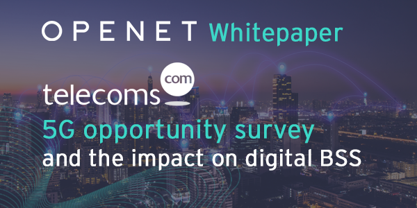5G opportunity survey and the impact on digital BSS